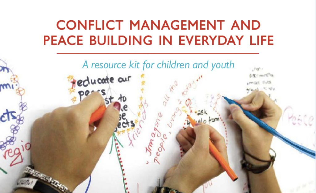 Certificate In Conflict Management And Peace Building